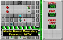 CCLP4 Level 149