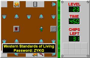 CCLP4 Level 23