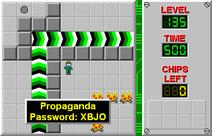 CCLP4 Level 135