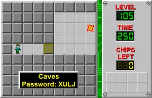 CCLP3 Level 105