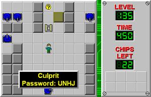 CCLP1 Level 135