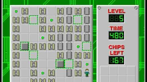 CCLP3 level 5 solution - 395 seconds