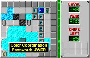 CCLP4 Level 143