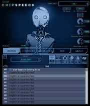 VOSIM Interface