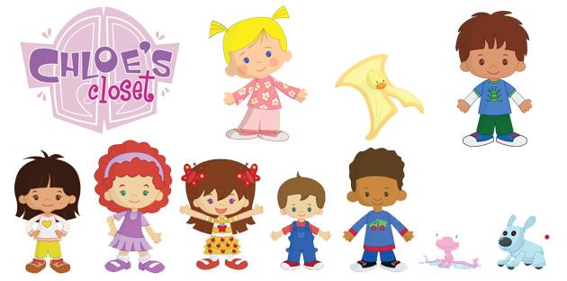 File:CC characters lineup.jpg