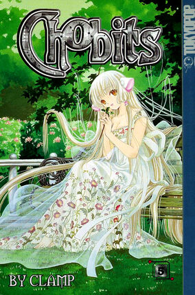Chobits vol05