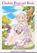 Chobits Postcard Book (artbook)