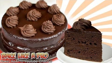 Video chocolate mousse cake recipe ultimate chocolate cake file history forumfinder Gallery