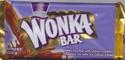 Wonka Bar, packaging