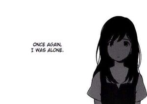 Alone-anime-girl-black-n-white-cry-Favim.com-1947246