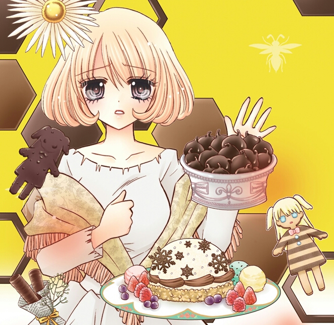 Chocolate magic h-1