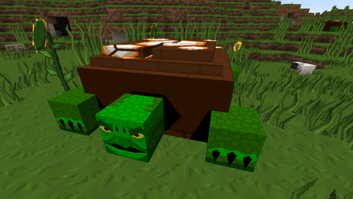 Chocolate Quest HD Textire Pack Turtle Boss