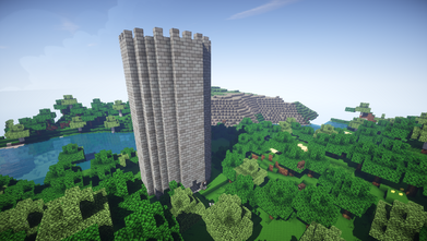Roboliuta's Abyss Tower