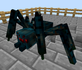 Chocolate Quest Spider Boss