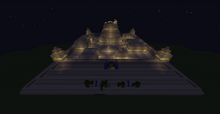 Pyramid Fortress
