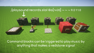 Music Player Command Bock 1