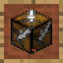 Chocolate-Quest-Weapon Armor Exporter Chest
