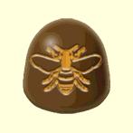 Honey Milk Chocolate Truffles