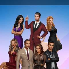 Season 10 Cast w/ Male MC