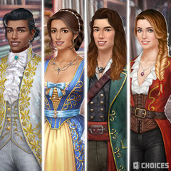 Sneak Peek featuring Main Character and Outfit Options