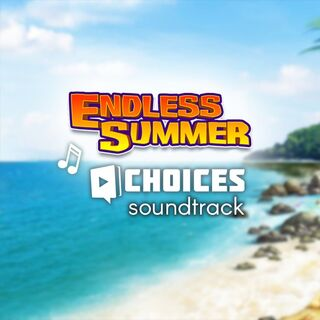 Cover Art For Endless Summer Soundtrack