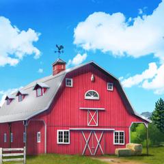 Newly renovated Oakley Barn (Outside)