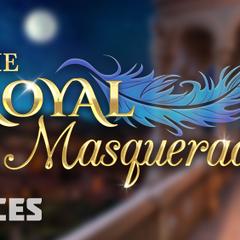 <i>The Royal Masquerade</i> Banner