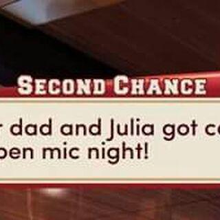 Julia and Scott
