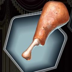 Giant Turkey Leg Prop as seen in Ch. 14