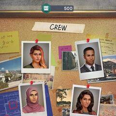 Version 1 of MC's Crew in TH:Monaco