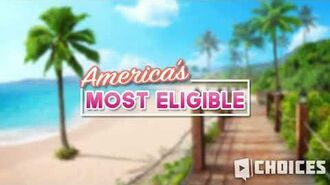 America's Most Eligible - Glittered Groove