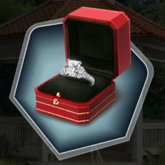 King Liam's ring to MC