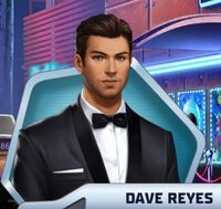 Dave in a tux