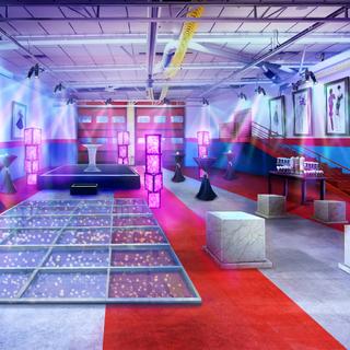 Firehouse venue for Open House (New York)