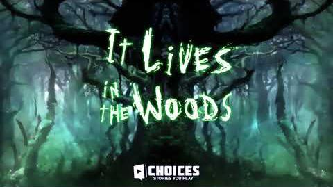 It Lives in the Woods - Into the Night