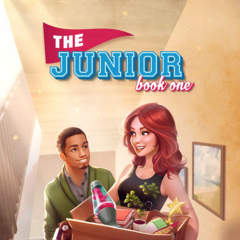 A version of Your Character in The Junior Book 1 Cover