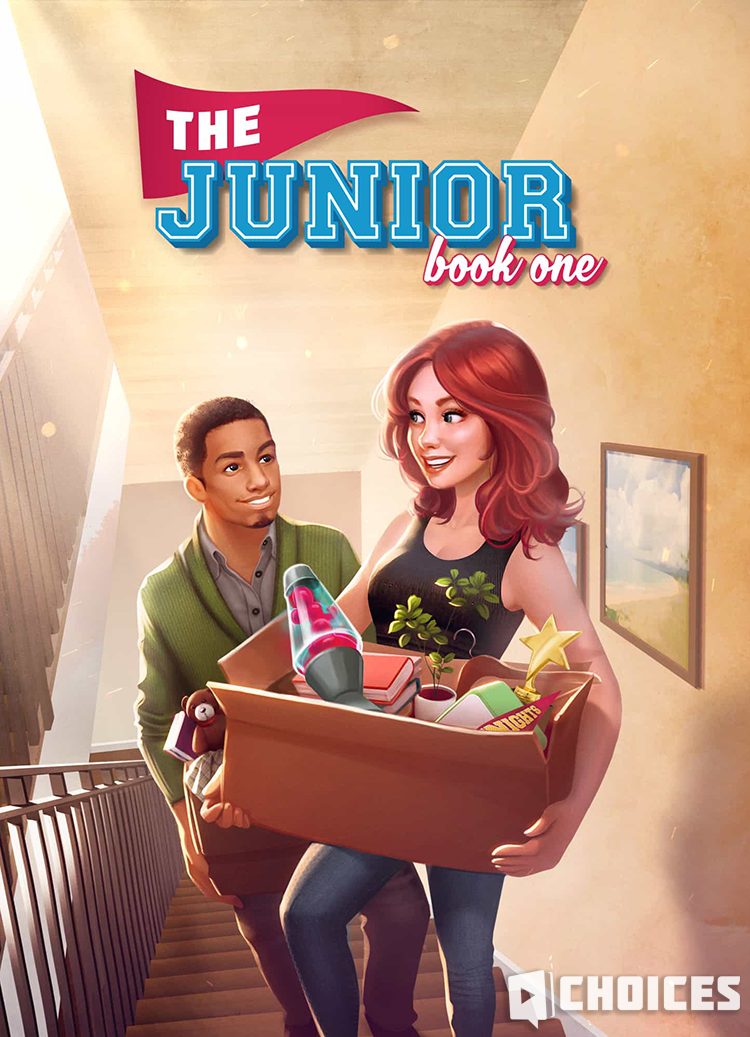 The Junior Book 1 Choices Stories You Play Wikia