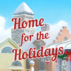 <i>Home for the Holidays</i> intro