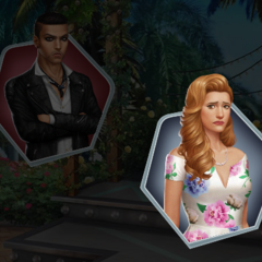 Week 2's Bottom Two (Ivy and Ryder)