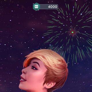 Under Fireworks