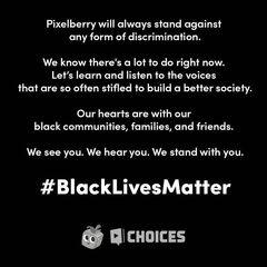 Twitter BlackLivesMatter 06-02-2020