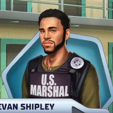 New appearance for Evan Shipley