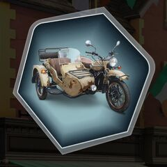 Default Motorcycle
