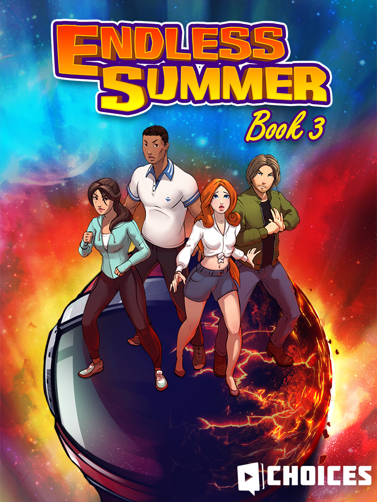 Summers End (Swinging Games Book 11)