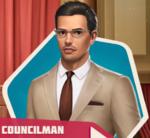 Councilman Rossi