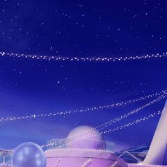Infinite Galaxy Prom Decorations Preview as seen in Ch. 5
