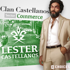 Lester Castellanos from Clan Castellanos