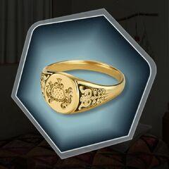 Duke Richards's Signet Ring
