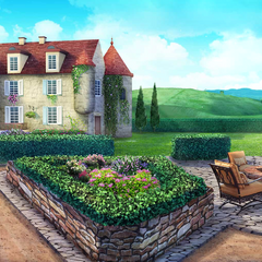 Madeleine's Estate (Day)