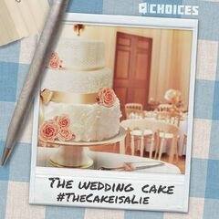 Sneak Peek #6 - The Wedding Cake
